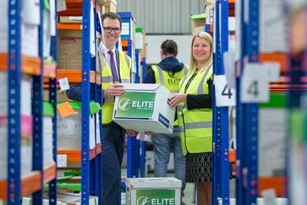 Lee Waters at Elite Paper Solutions