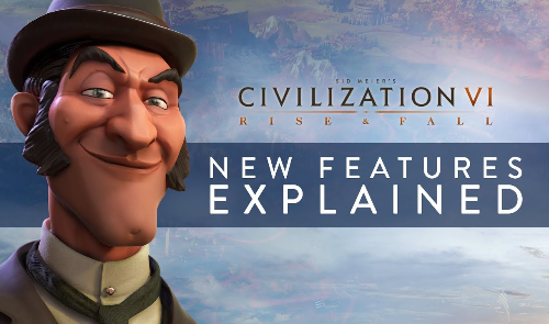 CIV6 RF Features Trailer (ESRB)