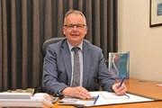 Councillor Richard Burton - Leader of East Riding of Yorkshire Council