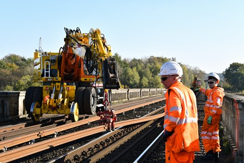 Brighton Mainline Upgrade Ouse Valley Oct 10  (63)
