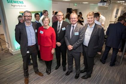 Siemens Open New Nottingham Site: AA3I405571