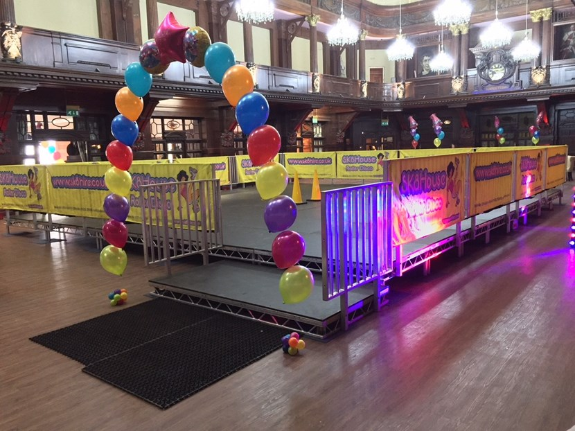 Get your skates on for a Roller Disco in Leeds city centre this Easter : rollerdisco.jpg