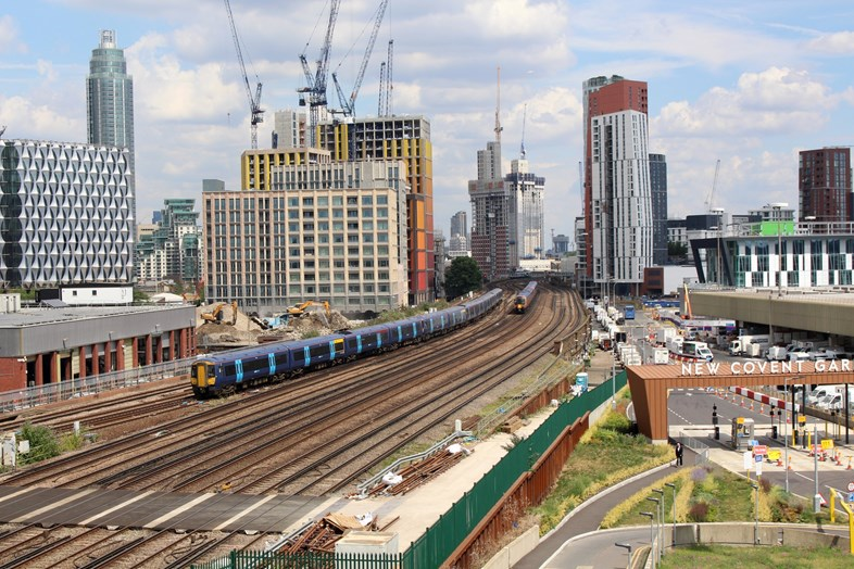 Southeastern celebrate success at the National Rail Awards: Waterloo-diversionary-route-2017