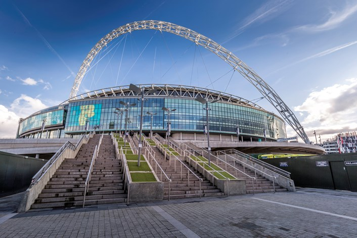 2019 US sport takeover in London: Wembley Stadium