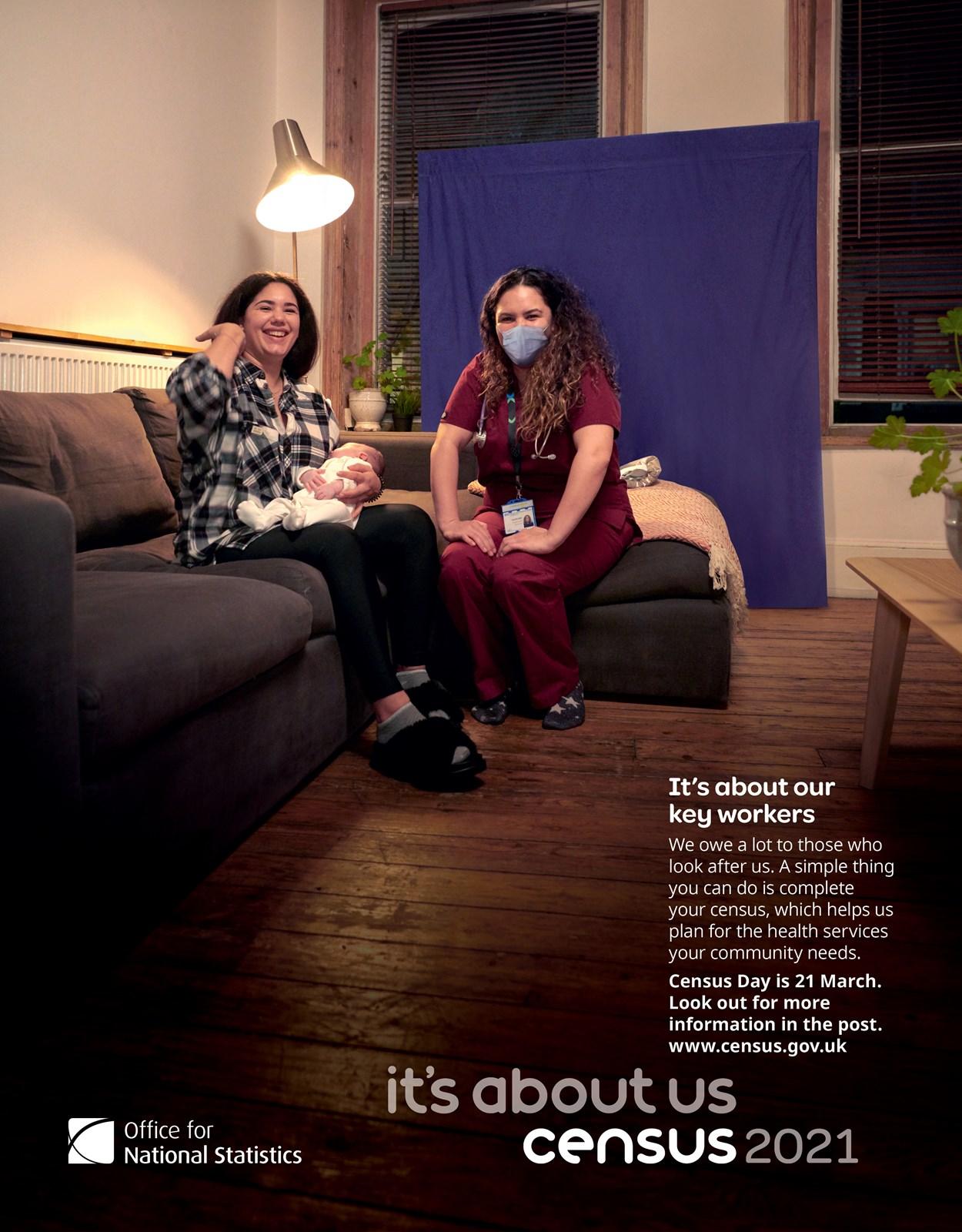 Press-advert-English-Health