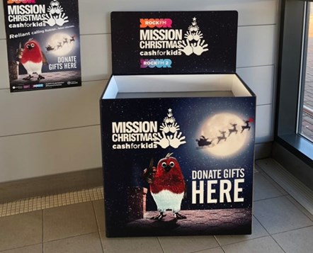 Northern joins forces with Rock FM to light up Christmas for Lancashire: Cash for Kids2