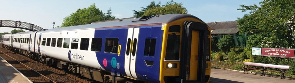 DalesRail returns to Northern this Sunday: arriva-new-livery-slide