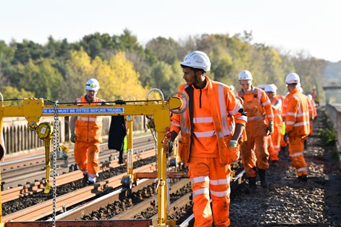 Brighton Mainline Upgrade Ouse Valley Oct 10  (35)
