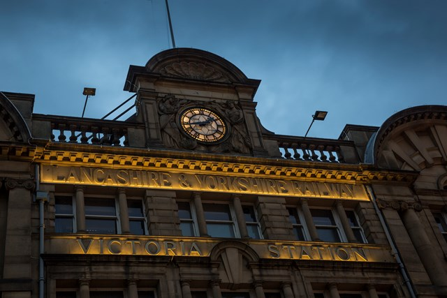 Network Rail creates new managing director, northern portfolio: Network Rail creates new managing director, northern portfolio: Manchester Victoria station