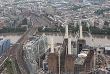 Grosvenor Bridge and Battersea