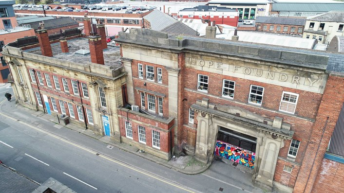 Join the conversation and help shape the future of vibrant Leeds area: Hope Foundry