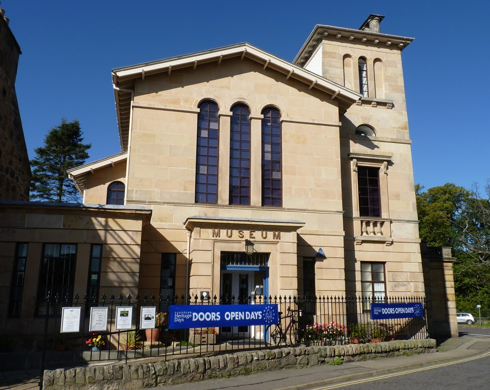 Venues sought for digital Doors Open Day: Elgin Museum (3)