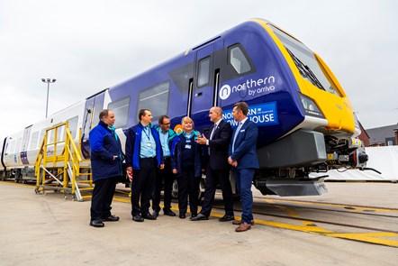 New train  6