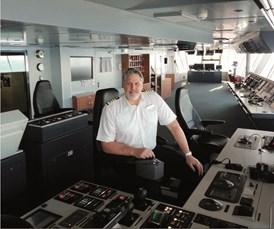 Captain Darin Bowland