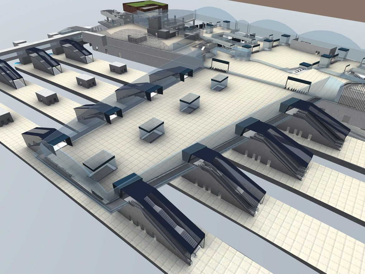 HS2 invites lift and escalator suppliers to tender: Lifts and escalators Old Oak Common February 2020
