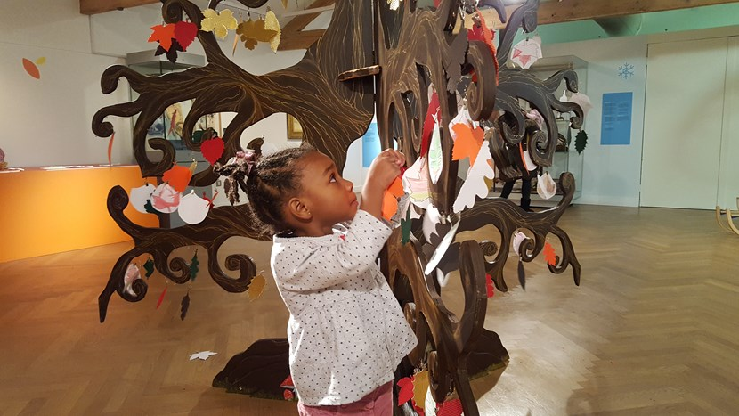 New family-friendly exhibition explores seasonal sensations: 20170208-1442450.jpg
