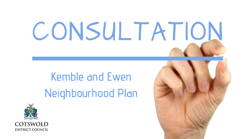 Comment now on Kemble and Ewen Neighbourhood Plan: Kemble & Ewan