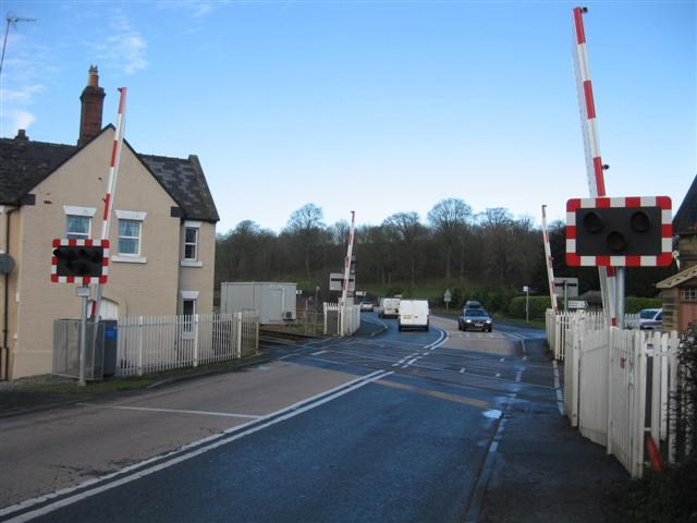 Residents reminded about level crossing improvement work between Leominster and Shrewsbury: Onibury Level Crossing-2