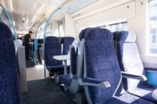 Class 375 interior