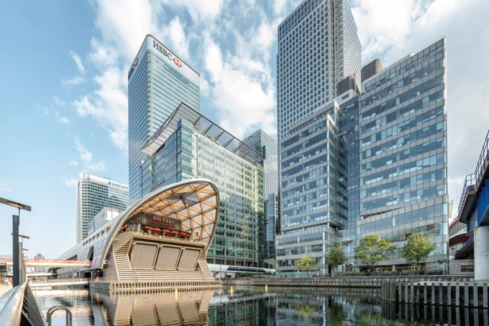 London is Europe's number one fintech hub for global investors: CanaryWharf