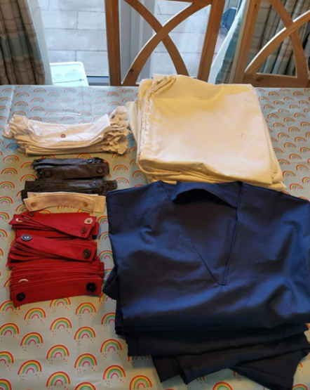 Lancashire Scrubs & Accessories 2