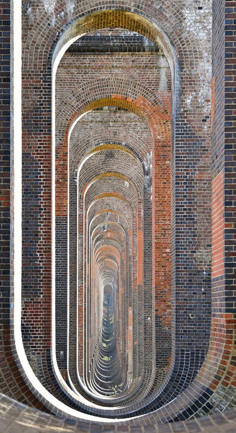 Ouse Valley Viaduct Sussex