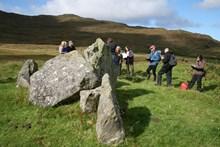 NCHF 2021 - Archaeology Scotland - Greadal Fhinn