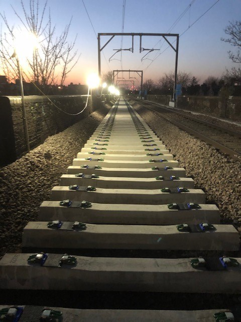Gospel Oak to Barking derailment 14-2-11