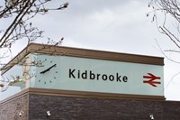 Kidbrooke's new station 'built back better': Kidbrooke 26032021-018