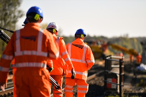Brighton Mainline Upgrade Ouse Valley Oct 10  (10)