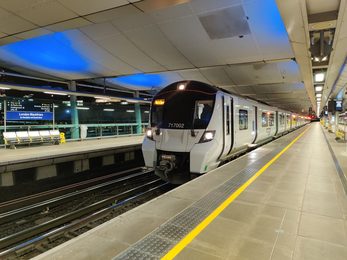 Great Northern train tests successfully for first stage of East Coast Digital Programme: Great Northern train tests successfully for first stage of East Coast Digital Programme
