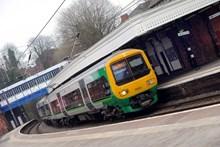 London Midland Cross City Line train