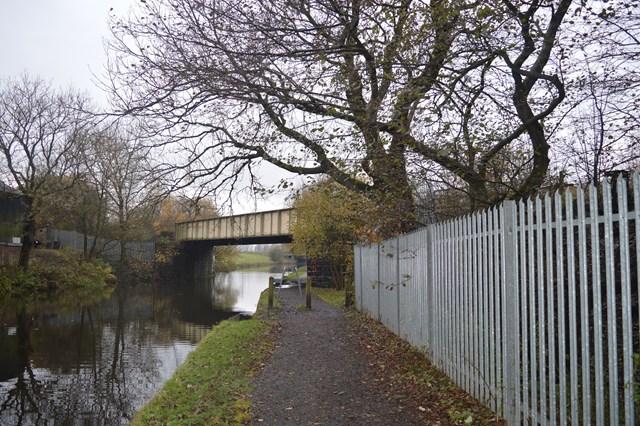Rose Grove bridge