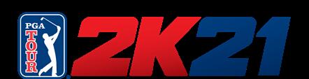 PGA TOUR 2K21 Logo Transparent
