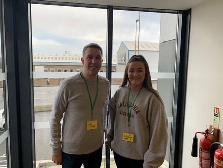 NHS staff volunteer at Gateshead food bank: Trussell Trust