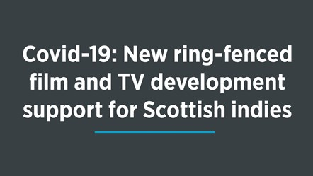 Screen Scotland Single Project Development Funding