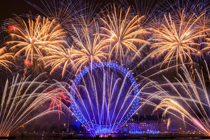 What's New in January: London New Years