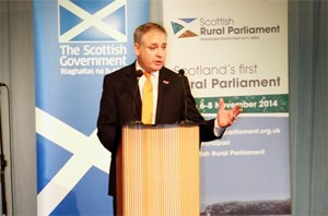 New dawn for rural democracy: Scottish Rural Parliament