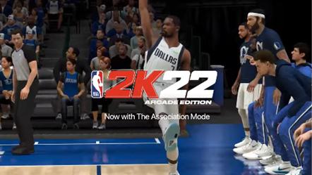 NBA 2K22 Arcade Edition Trailer