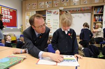 Expansion of numeracy hubs: The roll-out of the numeracy hubs programme – which shares best practice between schools and local authorities – was announced as Dr Allan visited Stobhill Primary in Gorebridge, Midlothian, to see how hubs are helping improve numeracy.