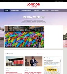 London and Partners Newsoom