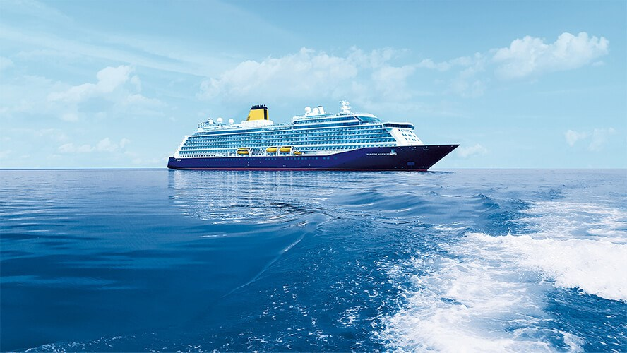 Saga Cruises - Spirit of Discovery external image (portrait)
