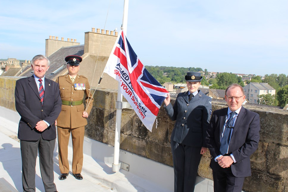 Armed Forces Day in Moray: AFD 2020