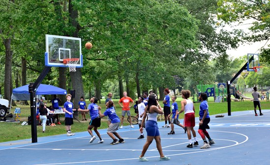 Young Londoners to benefit from HS2 Community Fund award for summer basketball programme: Funding award for grassroots summer basketball July 2020