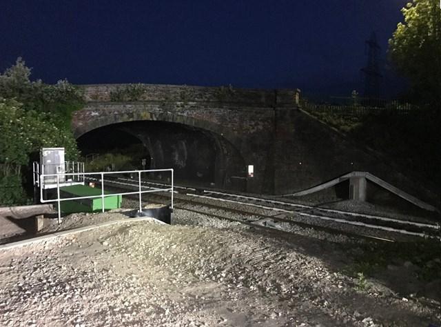 Cowley Bridge - When Not in Use 2