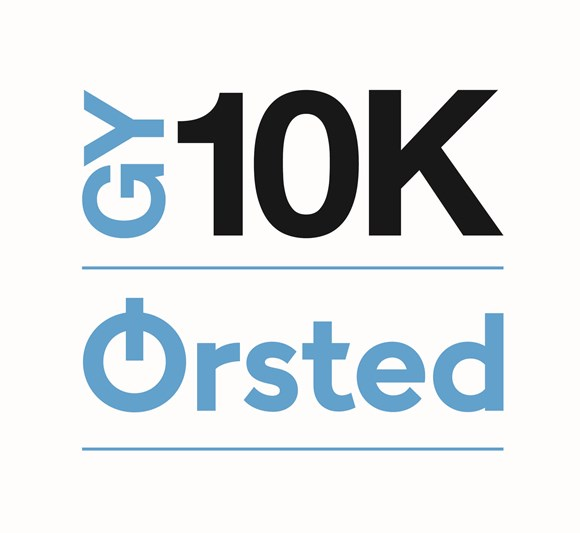 Road closure information for the Ørsted Great Grimsby 10k: 6827 FINAL new GY10k Logo (Orsted).CMYK