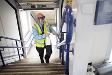 Station cleaning 3