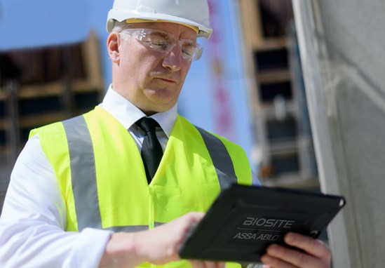 Health and Safety Passport System - Biosite: Midlands based company Biosite has helped HS2 to deliver a new Health and Safety Passport System across the HS2 project.  Tags: Health and Safety, Safe at Heart, Contractor, Staff, Personnel.