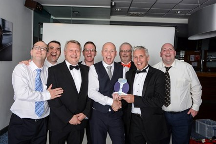 RailStaff Awards Success for Northern: Rail Staff Awards 2016