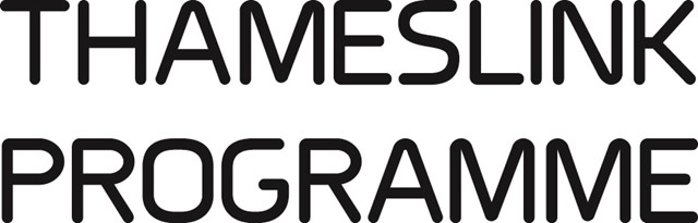 About Thameslink Programme: ThameslinkProgrammeLogo Black CMYK